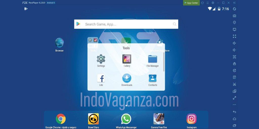Emulator Android di PC