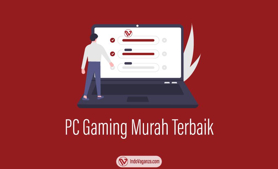 PC GAMING MURAH
