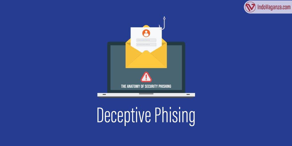 Deceptive Phising