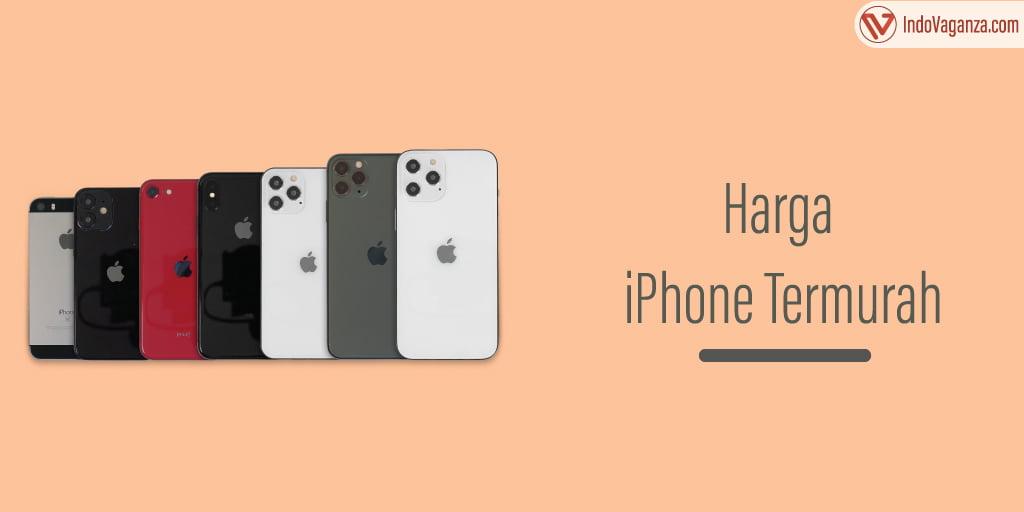 daftar harga hp iphone