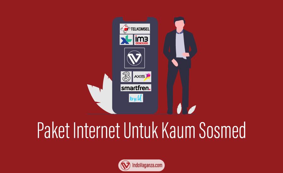 Info Harga Paket Internet