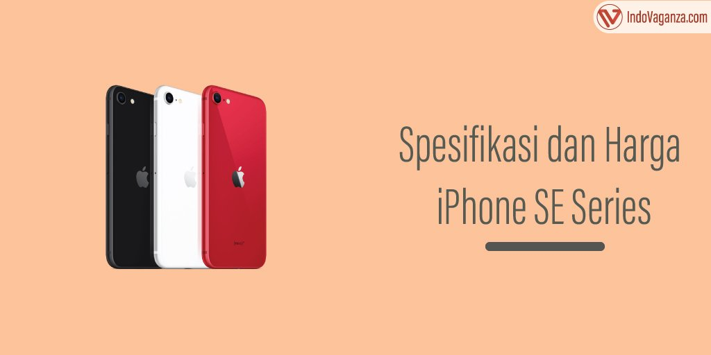 Harga HP iPhone SE Series
