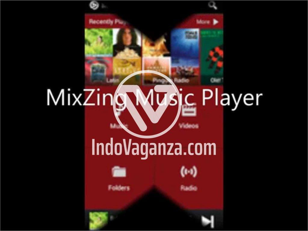 Aplikasi Pemutar Music