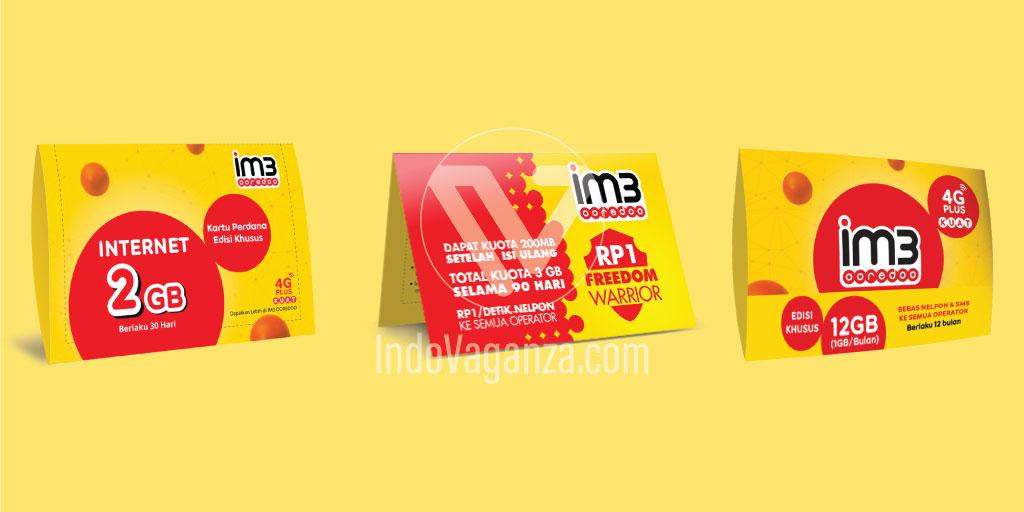 Harga Paketan Internet Indosat, harga paketan internet m3