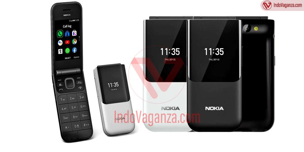Nokia 2720 Flip, list hp nokia jadul
