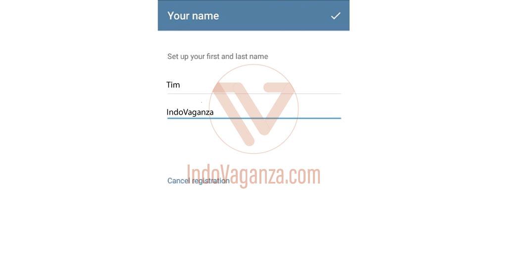 cara bergabung di grup telegram