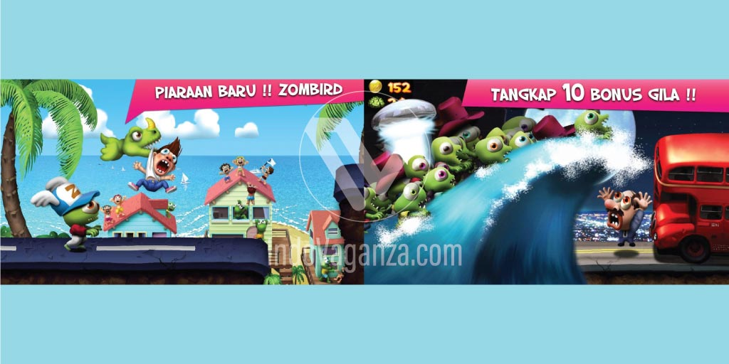 game zombie android 3d