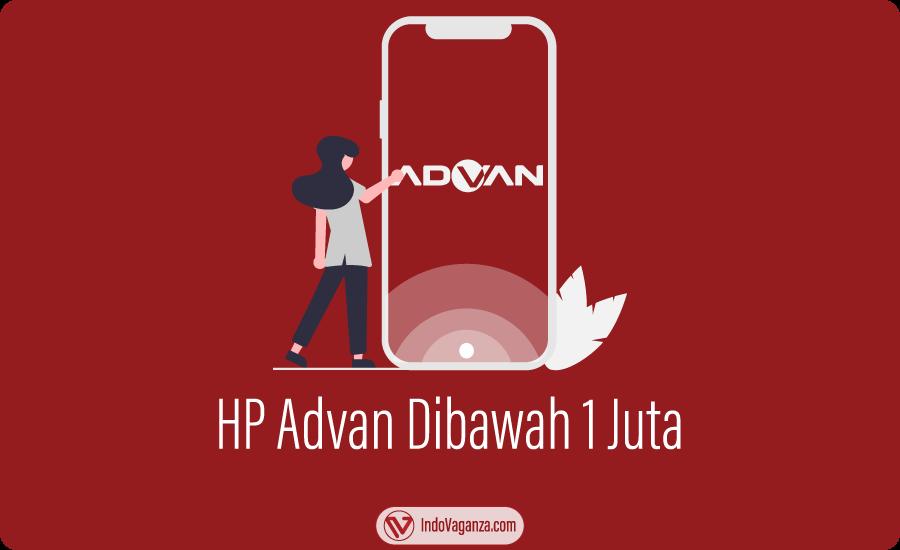 hp advan murah