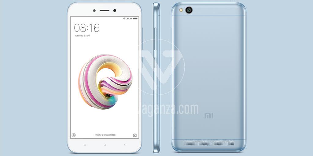 Harga HP Xiaomi Terbaru redmi 5a