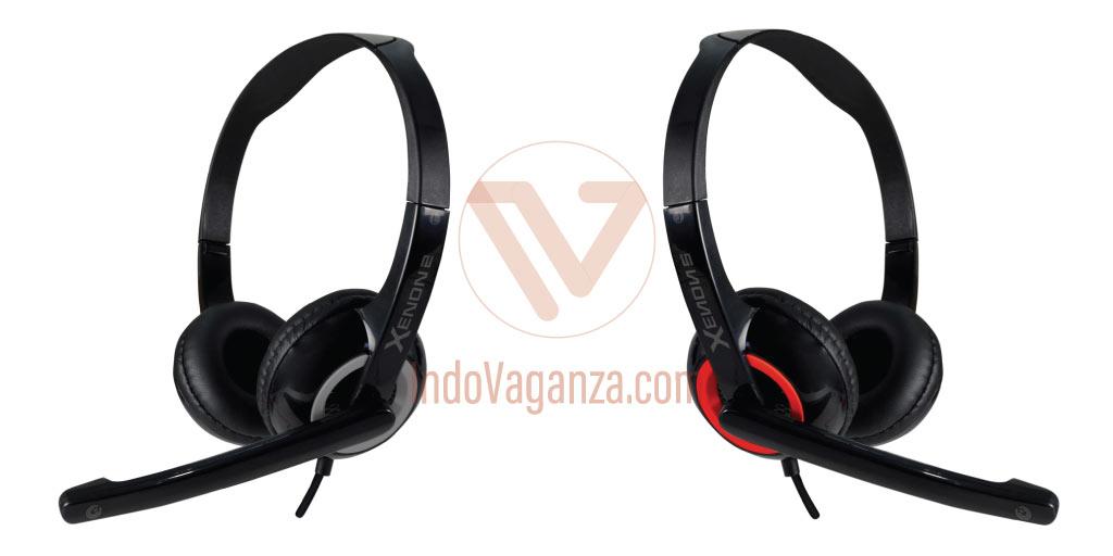 Sonicgear Xenon 2, Headset Gaming Murah