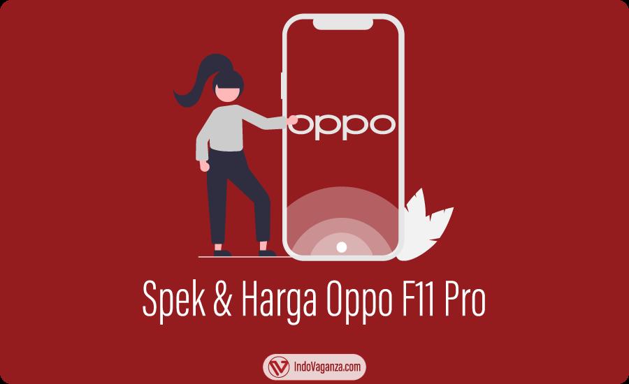 Harga OPPO F11 Pro