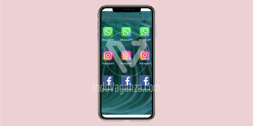 App Clone / App Twin Akun WA