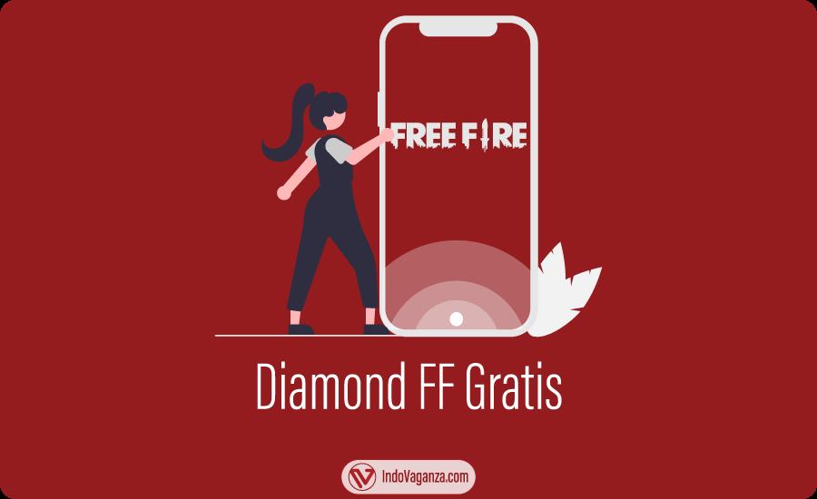 Cara dapat Diamond Free Fire