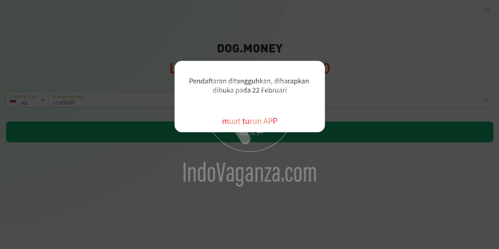 Dog Money Aplikasi Apakah Penipuan?