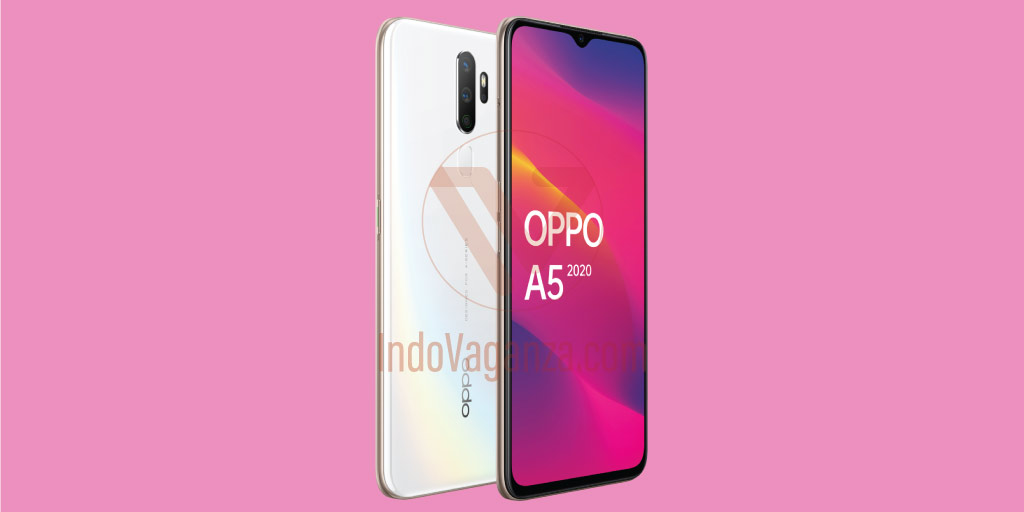 OPPO A5 Jadi HP Alternatif Anak Kuliah