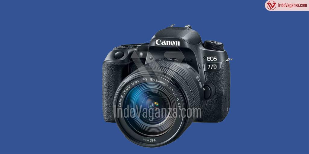 Merk Kamera Canon Kualitas Terbaik