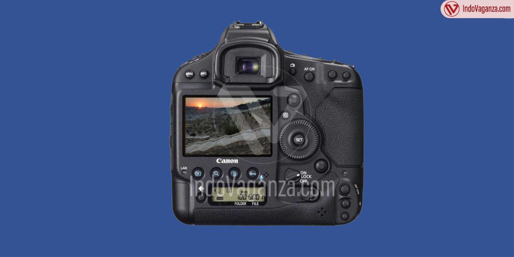 Kamera Canon Pilihan Terlaris