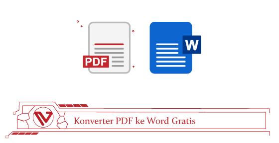 konverter pdf ke word gratis